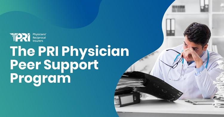 PRI The PRI Physician Peer Support Program v5 - Copy